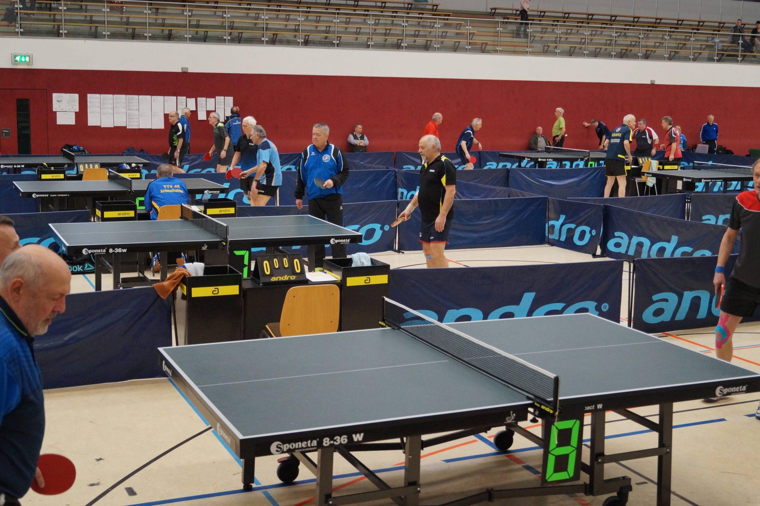 Thüringer Tischtennis